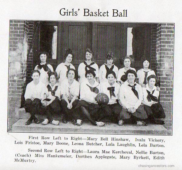 SHSGirlsBasketball1915
